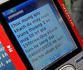Gửi tin nhắn rác bị phạt tới 80 triệu