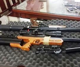 Bị truy tố vì chế tạo, tàng trữ lượng súng, đạn khủng