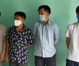 Nhóm dàn cảnh trộm 61 con heo bị khởi tố tội tham ô