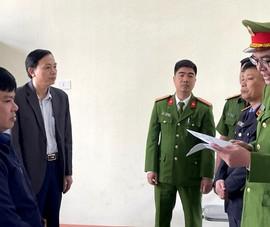 Cựu giám đốc văn phòng đăng ký đất đai ở Thanh Hóa bị khởi tố
