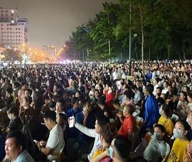 Thanh Hóa: Dừng các lễ hội, không bắn pháo hoa để chống dịch