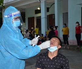 Ca nhiễm có hơn 300 F1, 1 huyện ở Thanh Hóa giãn cách xã hội