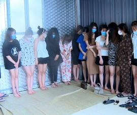 Thanh Hóa bắt giữ 22 nam nữ sử dụng ma túy trong quán karaoke
