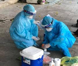 Thanh Hóa thêm 11 ca dương tính COVID-19 đều ở huyện Nga Sơn