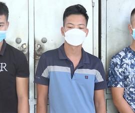 3 thanh niên cướp giật túi xách phụ nữ đi đường ở Thanh Hóa