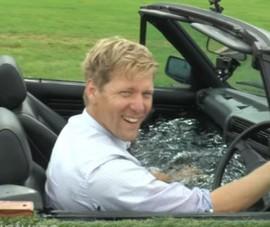 Biến xe hơi thành bồn tắm nước nóng di động
