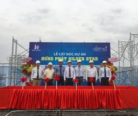 Hưng Phát Silver Star xây dựng vượt tiến độ 2 tháng