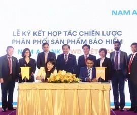 FWD ký hợp tác độc quyền 15 năm với Nam A Bank