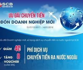 SCB tung gói dịch vụ cho khách hàng mới
