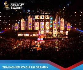 Trải nghiệm vô giá tại lễ trao giải Grammy® cùng thẻ SCB