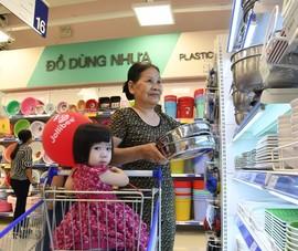 Bột giặt, sữa tắm… đồng giá 100.00đ tại Co.opmart Duyên Hải