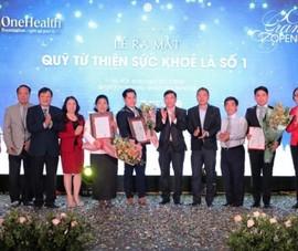 Ra mắt quỹ từ thiện Sức khỏe là số 1