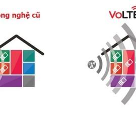 Viettel cung cấp dịch vụ thoại chất lượng cao VoLTE