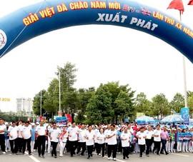 Hơn 8.000 người tham dự Giải việt dã tranh cúp BTV – Number 1