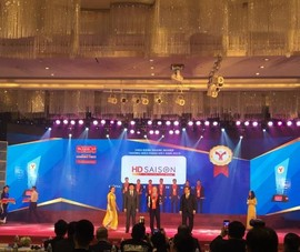 HD SAISON tiếp tục là doanh nghiệp Thương hiệu mạnh Việt Nam