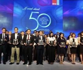 Vietjet: Top 50 công ty kinh doanh hiệu quả nhất Việt Nam