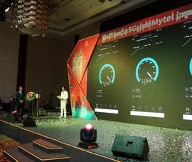 Viettel cung cấp 5G đầu tiên tại Myanmar