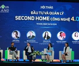 Đầu tư second home hấp dẫn nhờ công nghệ 4.0