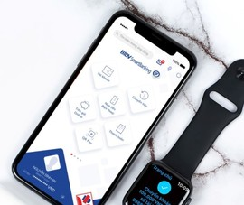BIDV: Ứng dụng SmartBanking trên Apple Watch