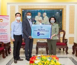 P&G Việt Nam triển khai gói tài trợ 5 tỉ đồng chống COVID-19