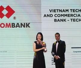 HR Asia Award vinh danh Techcombank
