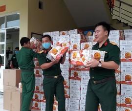 Trà thanh nhiệt Dr Thanh đến với Quân khu 5, Quân khu 7