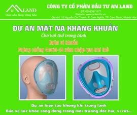 Ra mắt mặt nạ kháng khuẩn ưu việt phòng chống COVID-19