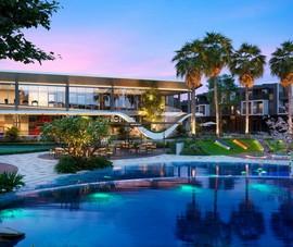 Khám phá clubhouse phong cách resort ở khu biệt lập Bình Dương