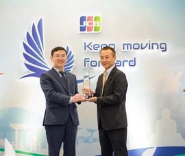 MB nhận 3 giải thưởng lớn từ tổ chức thẻ quốc tế JCB
