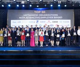 SCB lọt TOP 10 ngân hàng Việt môi trường làm việc tốt nhất