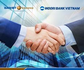 Bảo hiểm Bảo Việt bắt tay ngân hàng lâu đời nhất Hàn Quốc