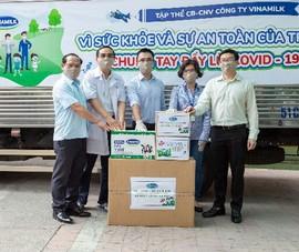 Vinamilk vững vàng vị trí dẫn đầu Top doanh nghiệp bền vững