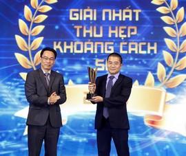 VNPT được vinh danh sản phẩm công nghệ số Make in Vietnam