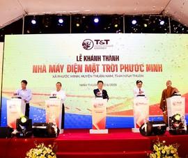 Tập đoàn T&T đột phá với hàng loạt dự án điện mặt trời