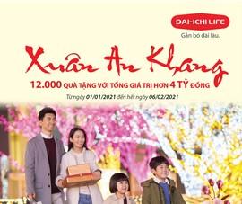 Dai-ichi Life Việt Nam khuyến mại hấp dẫn 'Xuân An Khang'