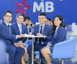 Năm 2020, MB thành công với chiến lược chuyển đổi số mạnh mẽ