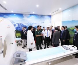 Khai trương bệnh viện hiện đại nằm ở vị trí đắc địa tại TP.HCM