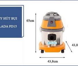 5 mẫu máy hút bụi công nghiệp 1500 W được ưa chuộng nhất