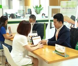 Vietcombank, FWD hợp tác phân phối sản phẩm mới