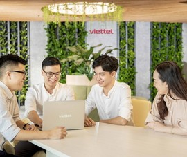 Viettel tìm sinh viên tài năng tham gia kiến tạo xã hội số