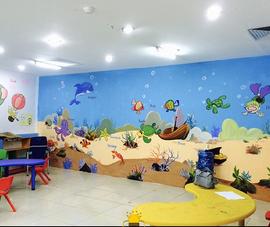 5 ý tưởng trang trí trung tâm tiếng Anh trẻ em ấn tượng