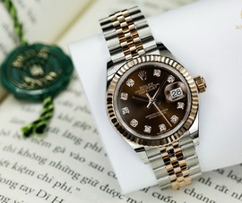 5 mẫu đồng hồ Rolex nữ đáng đầu tư theo Boss Luxury