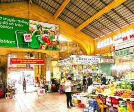 Dịch vụ 'đi chợ hộ' - giải pháp tăng doanh thu cho tiểu thương