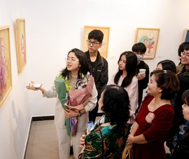 'Hồi Hải Mã' – triển lãm tài năng trẻ được Vinschool 'ươm mầm'