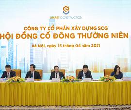 SCG: Quyết tâm tăng trưởng lợi nhuận, đẩy mạnh đầu tư