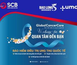 Sản phẩm bảo hiểm điều trị ung thư quốc tế