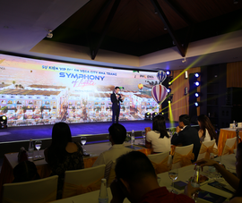 Tưng bừng sự kiện VIP dự án Vega City Nha Trang