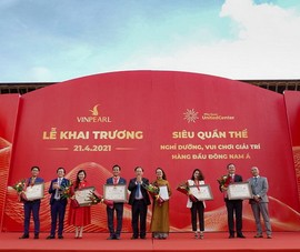 Vingroup khai trương Phú Quốc United Center