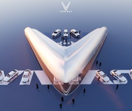 Kết quả cuộc thi thiết kế showroom VinFast toàn cầu 2021