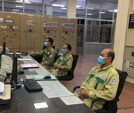 Truyền tải điện ứng dụng công nghệ chống dịch COVID-19